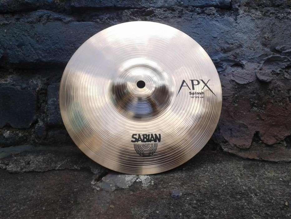 SPLASH SABIAN APX 10