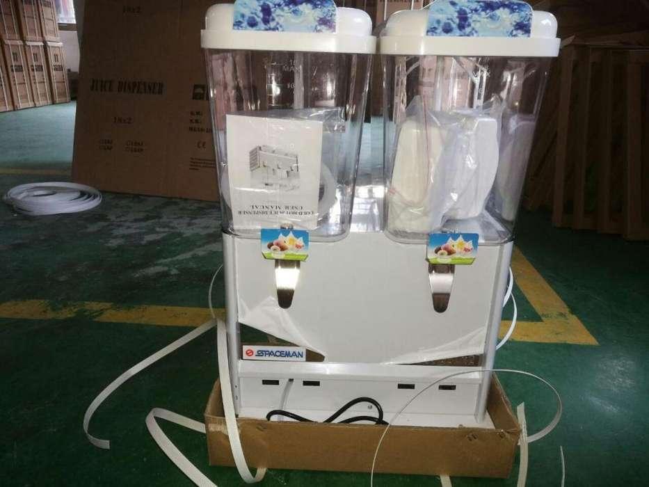 Maquinas de Jugos / Jugeras 2 x 18 Litros NUEVAS TechGelato