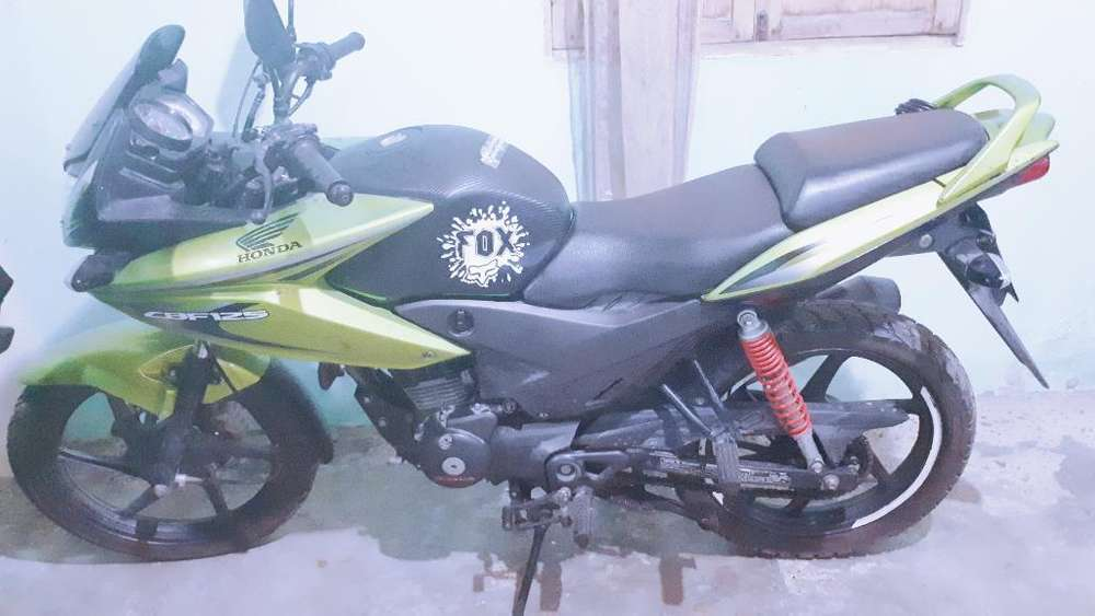 Moto Honda Cbf 125 Stuner