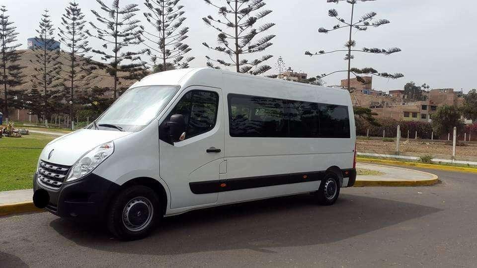 Alquiler de Minibuses, Microbuses, Vans.