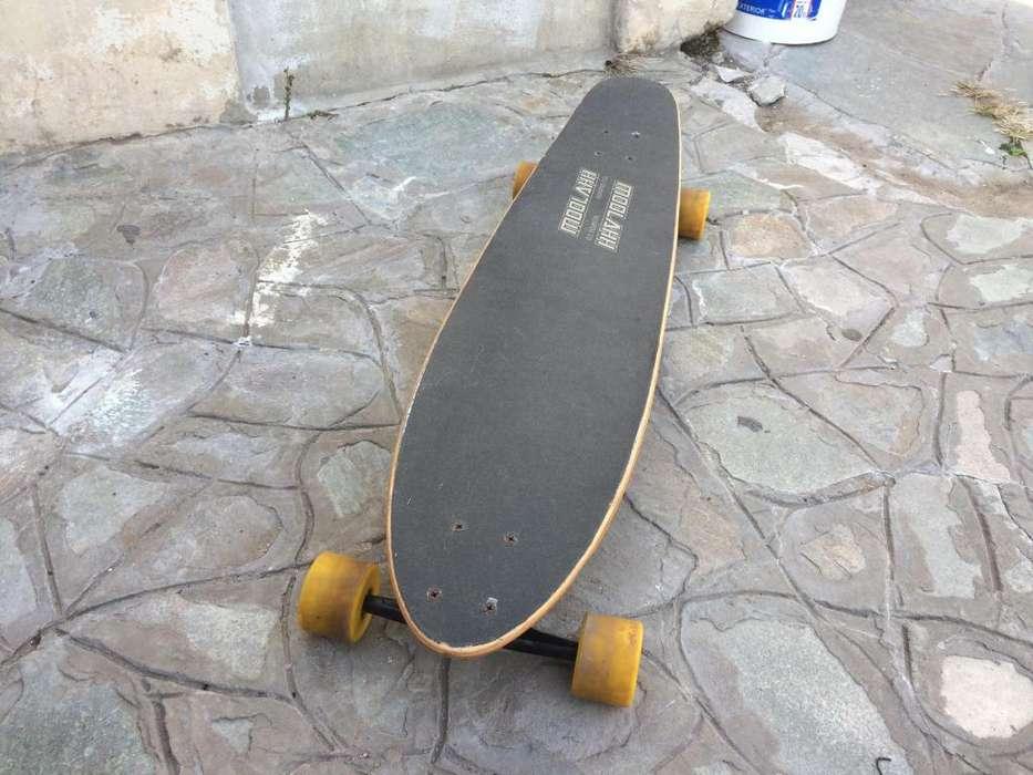 Longboard Moolahh Muy Bueno