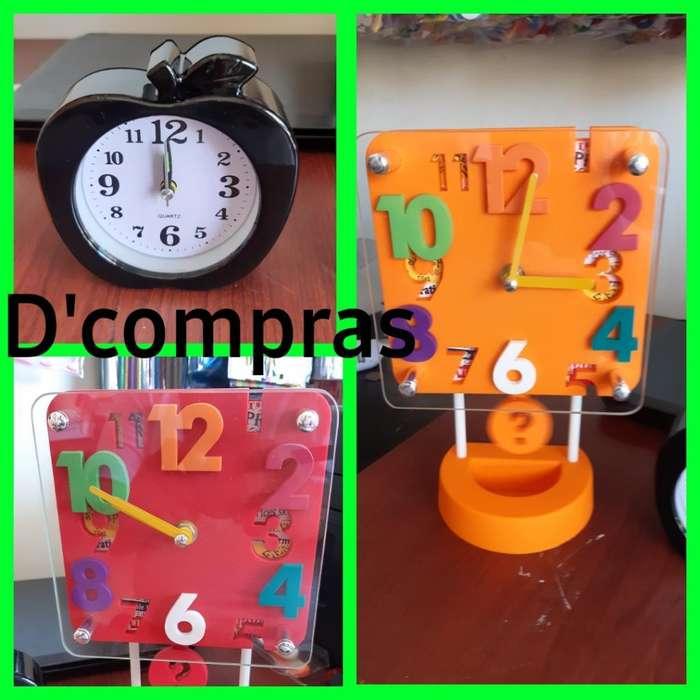 Reloj de Dormitorio