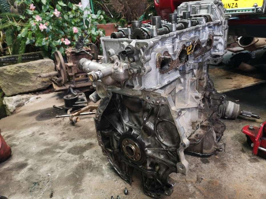 Motor Nissan X Trail 2.5 Solo Repuestos