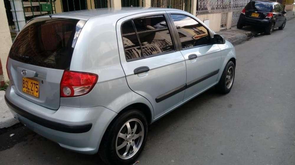 Hyundai Getz  2006 - 60000 km