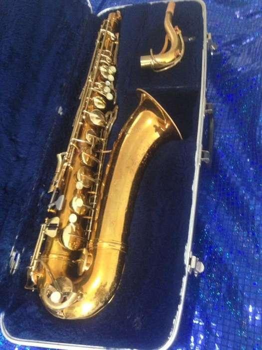 saxo tenor CONN 16M americano