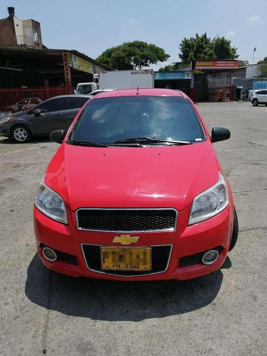 Chevrolet Aveo Emotion 2010 - 88674 km