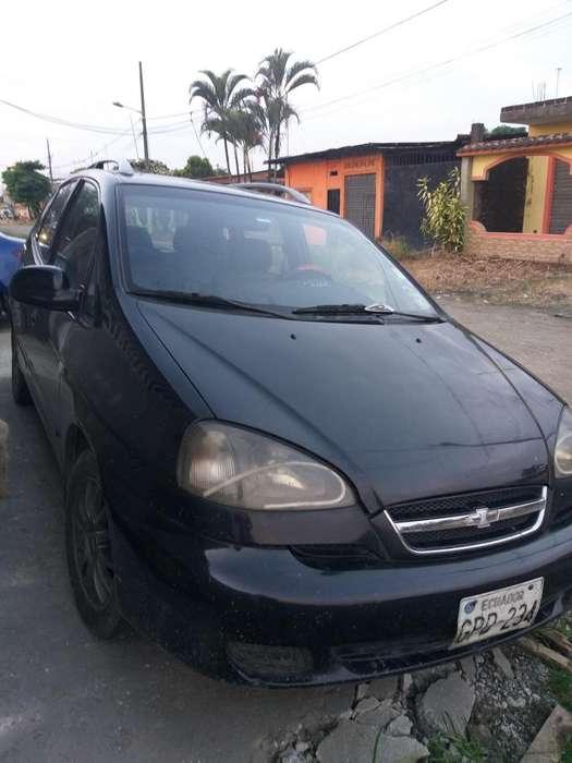 Chevrolet Vivant 2006 - 162000 km