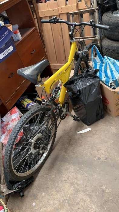 <strong>bicicleta</strong> Toda Prueba