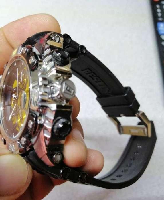 Vendo Hermoso Reloj Festina Original
