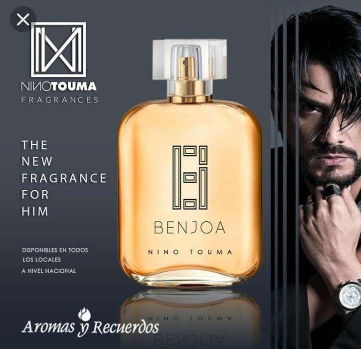 Vendo Perfume Del Diseñador Nino Touma