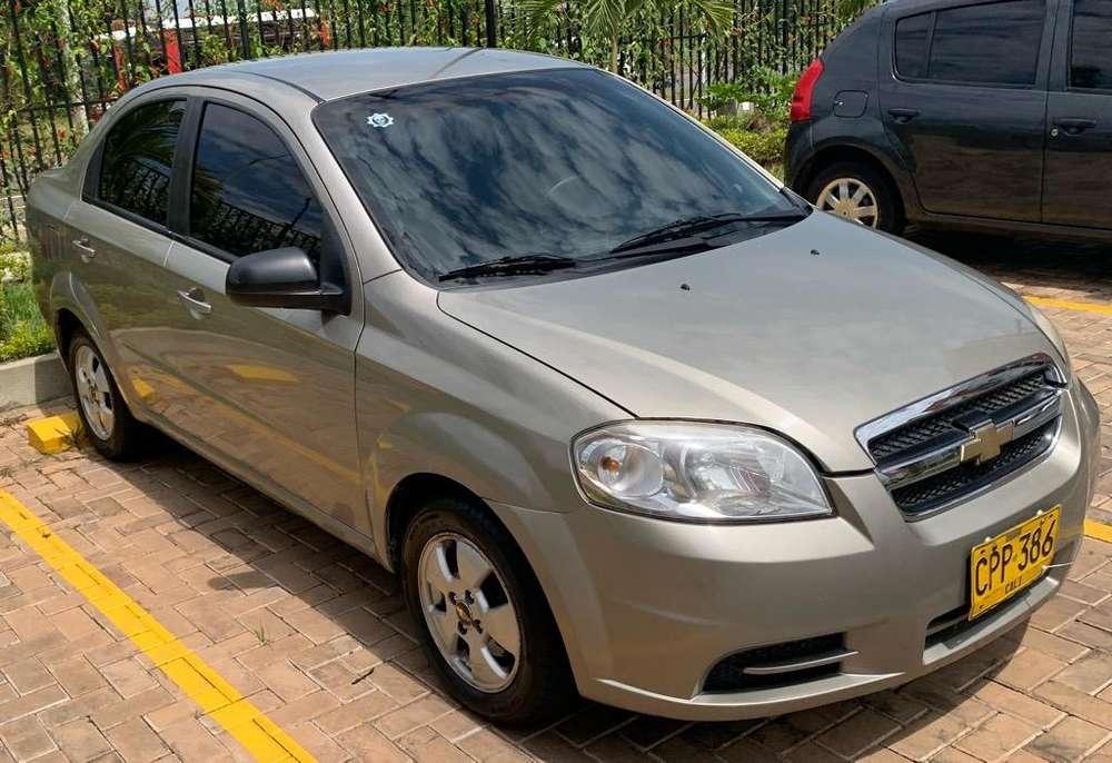 Chevrolet Aveo Emotion 2007 - 143000 km