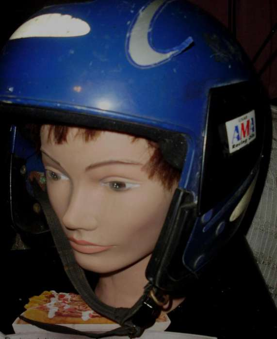 2002CASCO GB FUTURE MOTO KARTING, COLECCION AUTO