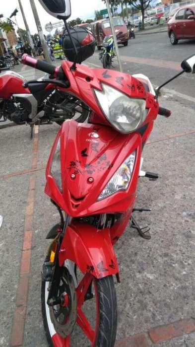 Kimco Yetix 125 2014 Aldia