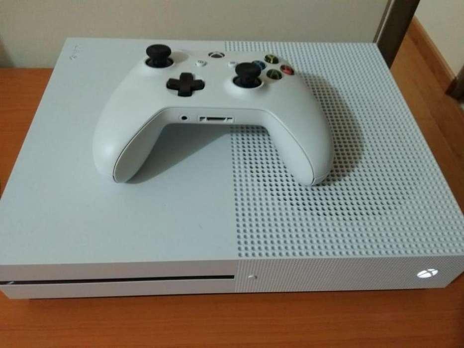 Xbox One S con garantia