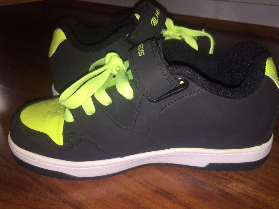 Zapatos de Ruedas Heelys