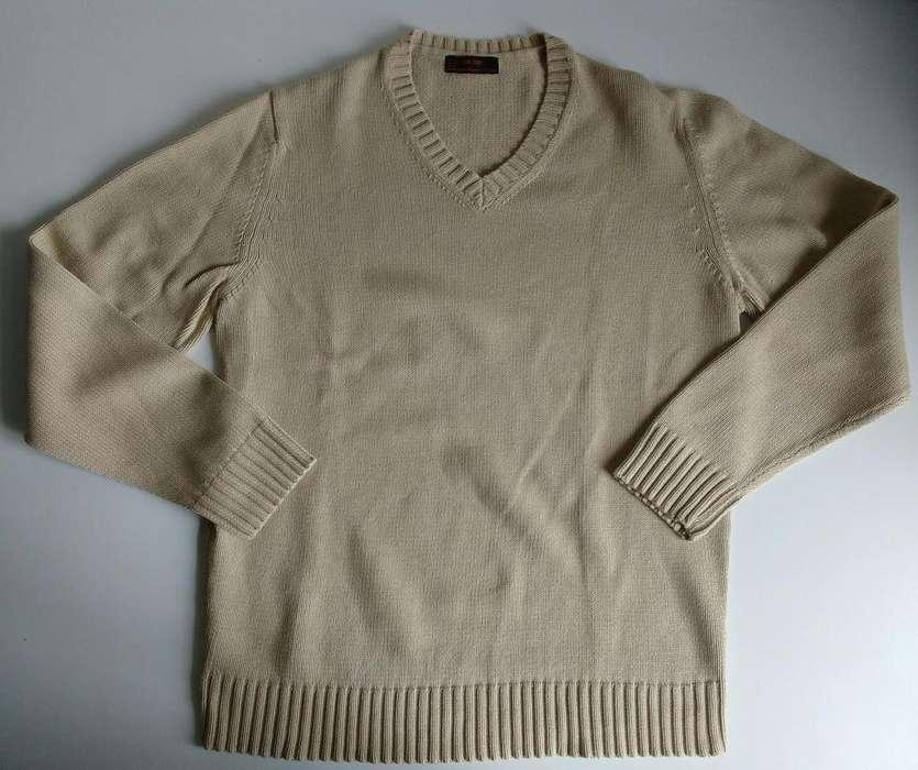 Sweater hilo grueso <strong>zara</strong> MAN talle XL LA BOCA OLXJESS