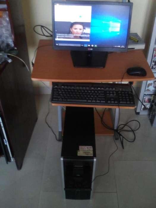 Computador Core i5 2.8 ghz 2 gb ram disco duro 200 gb windows 10
