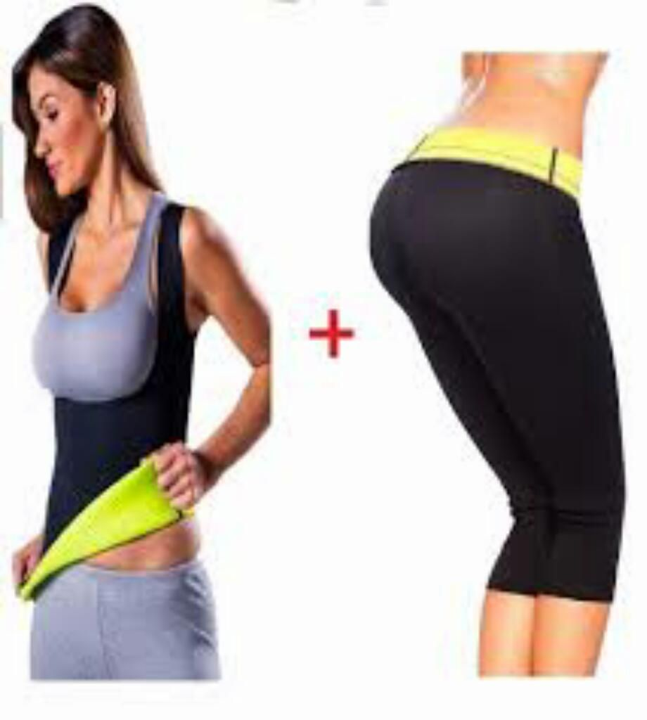 Conjunto Hot Shapers