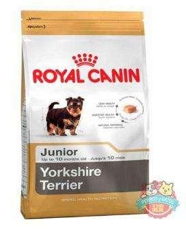 Royal Canin Yorkshire Terrier Junior - 1,5Kg