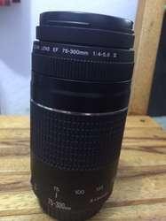 Vendo Lente Canon