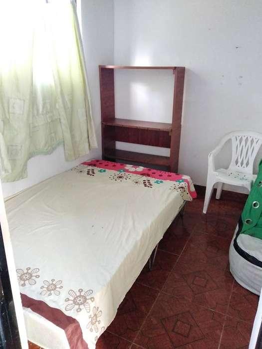 Se Alquila Habitación para Mujer Sola