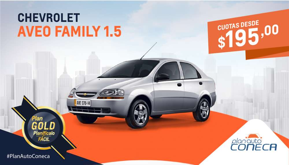 Chevrolet Aveo Family 2019 - 0 km