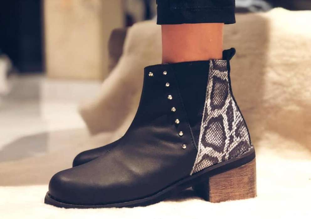 Zapatos <strong>mujer</strong> Temp Otoño Invierno '19