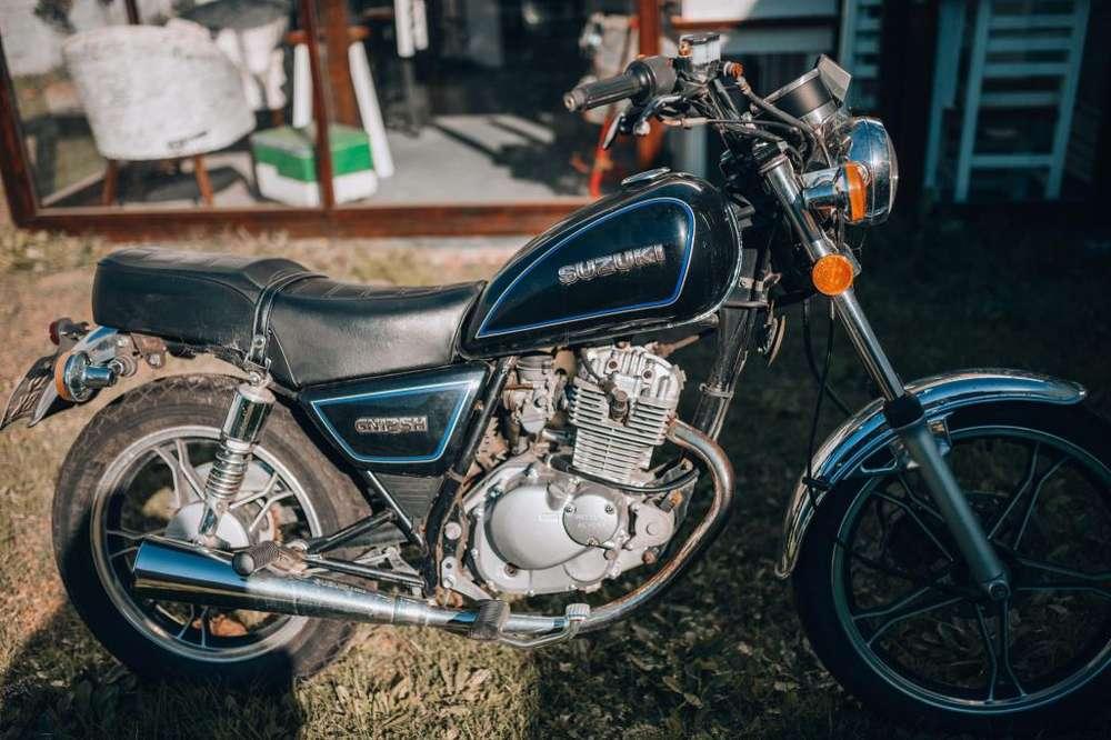 Vendo Suzuki GN125