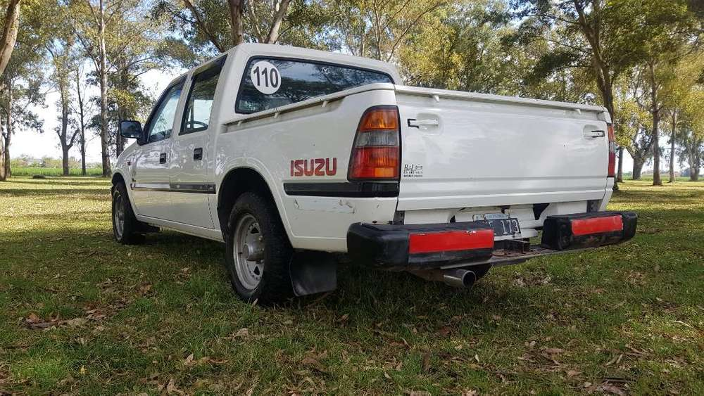 <strong>isuzu</strong> Pick-Up 1997 - 320000 km