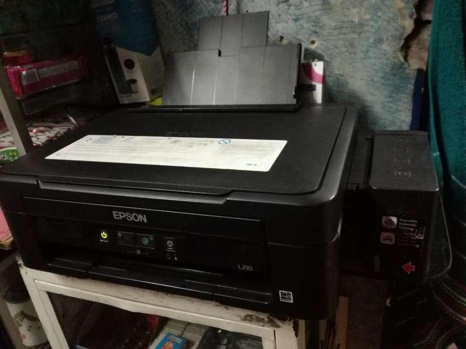 Impresora Multifuncional L210