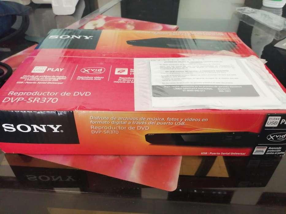 Vendo Dvd Sony