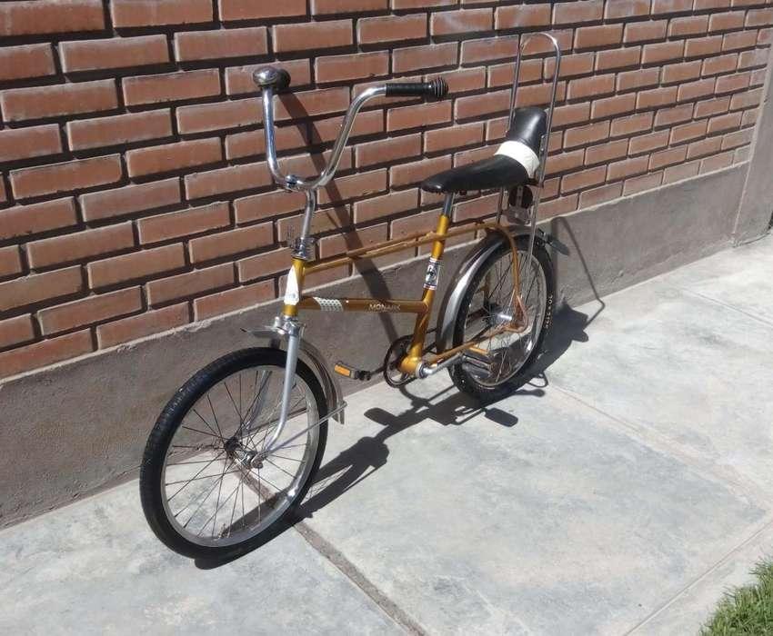 Bicicleta Monark Rodeo - Antigua de Colección