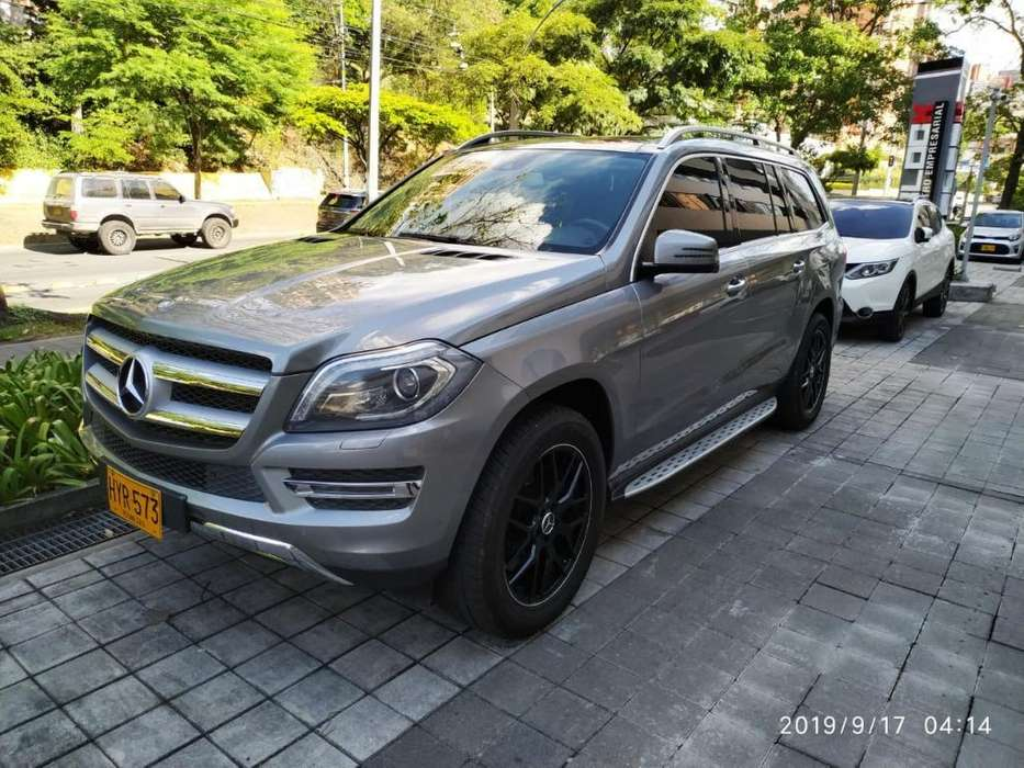 <strong>mercedes-benz</strong> Clase GL 2016 - 48317 km