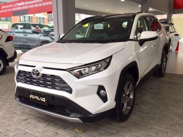 Toyota RAV4 2020 - 0 km