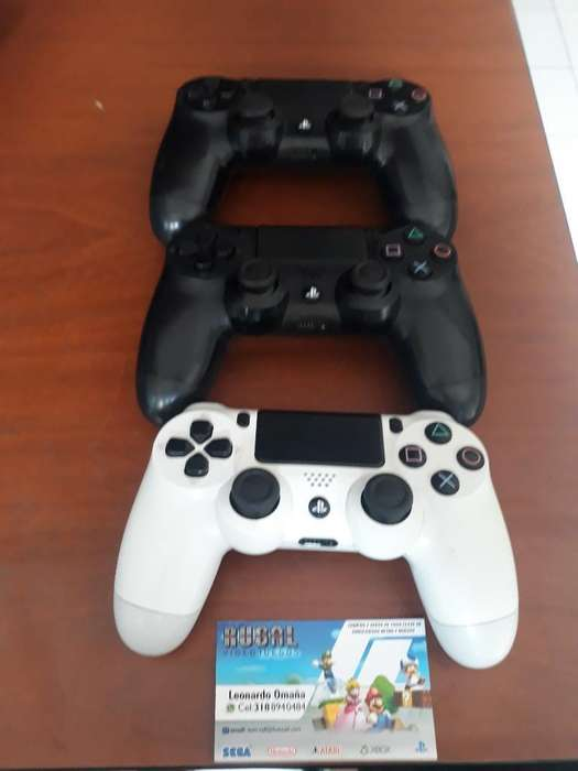 Controles de Ps4 Usados Originales