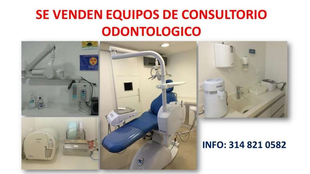 VENDO EQUIPOS CONSULTORIO ODONTOLOGICO