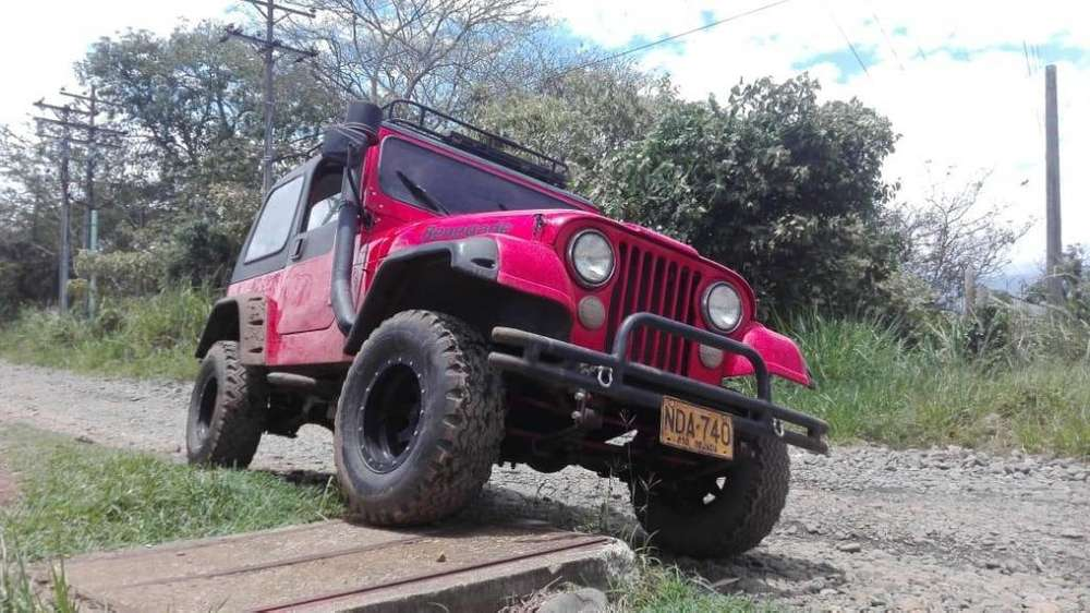 <strong>jeep</strong> CJ 1979 - 195000 km