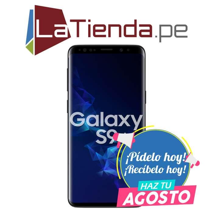 Samsung Galaxy S9 Plús ? ofrece variedad de sensores