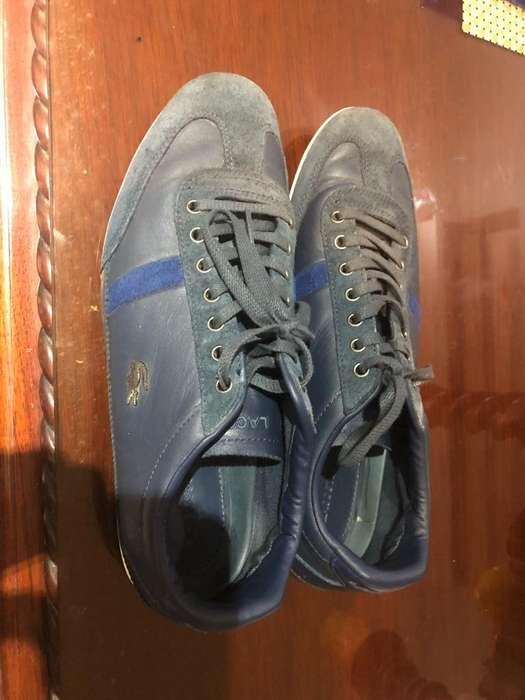 Zapatos Lacoste Originales Talla 10