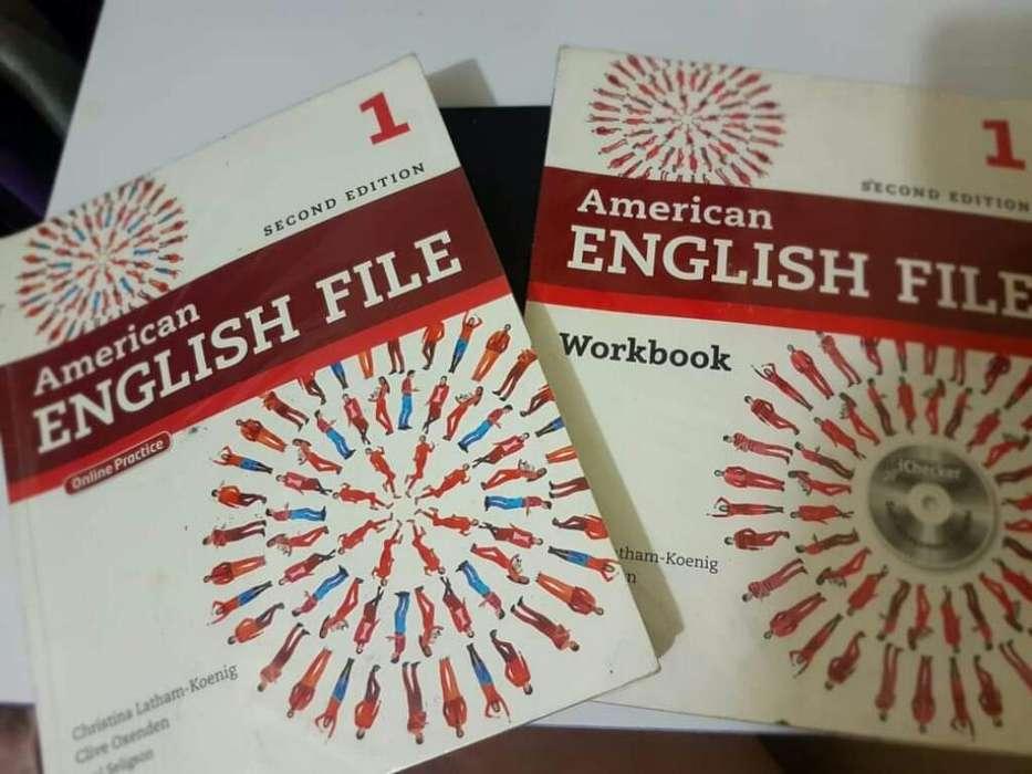 Libro de Inglés Uac