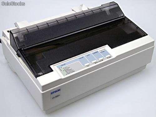Impresora de Punto con Detalle