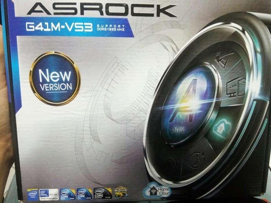 Board G41 Ddr3 Asrock
