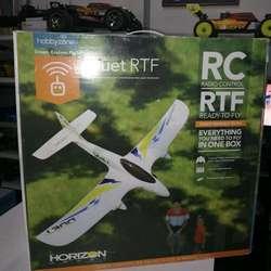Avión Rc. Duet Bimotor. Aeromodelismo Rc