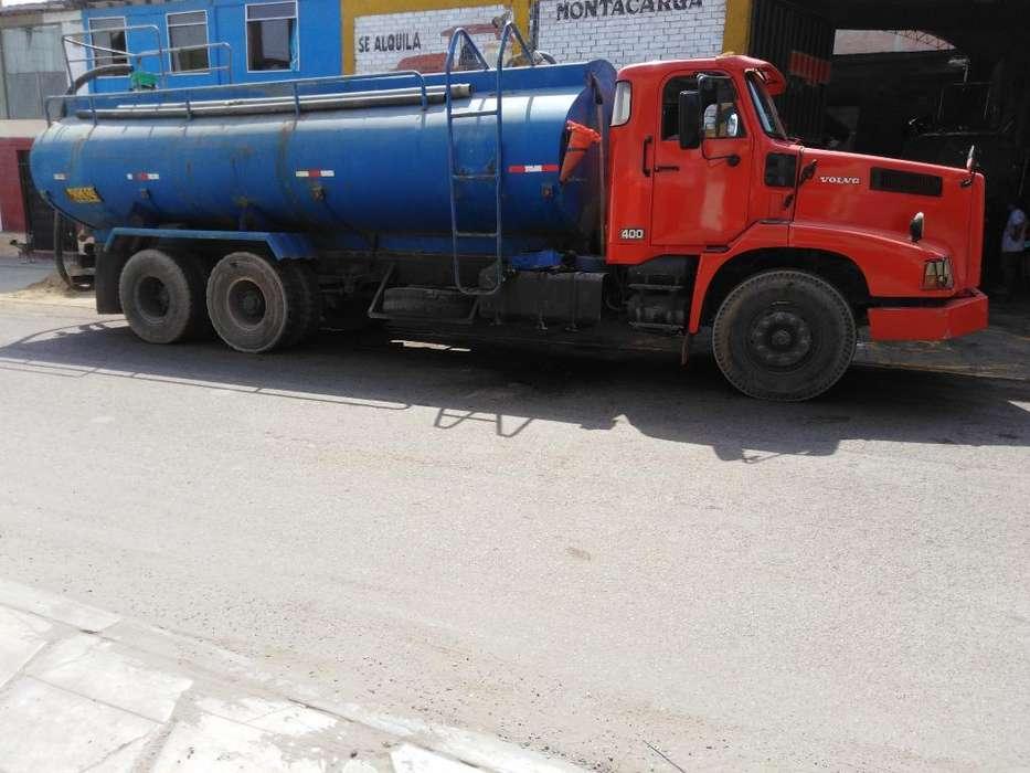 Vendo Cisterna Año 87 Cel 986904092
