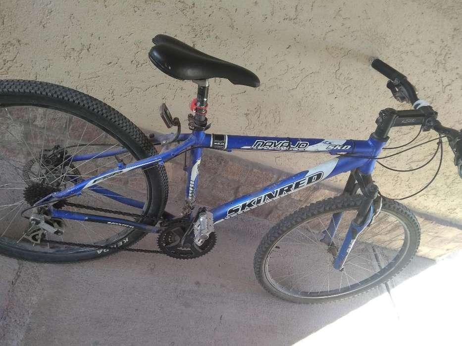Bicicleta Mountain Bike Skinred Navajo