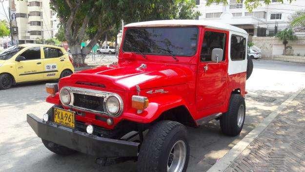Toyota Land Cruiser 1961 - 1000 km