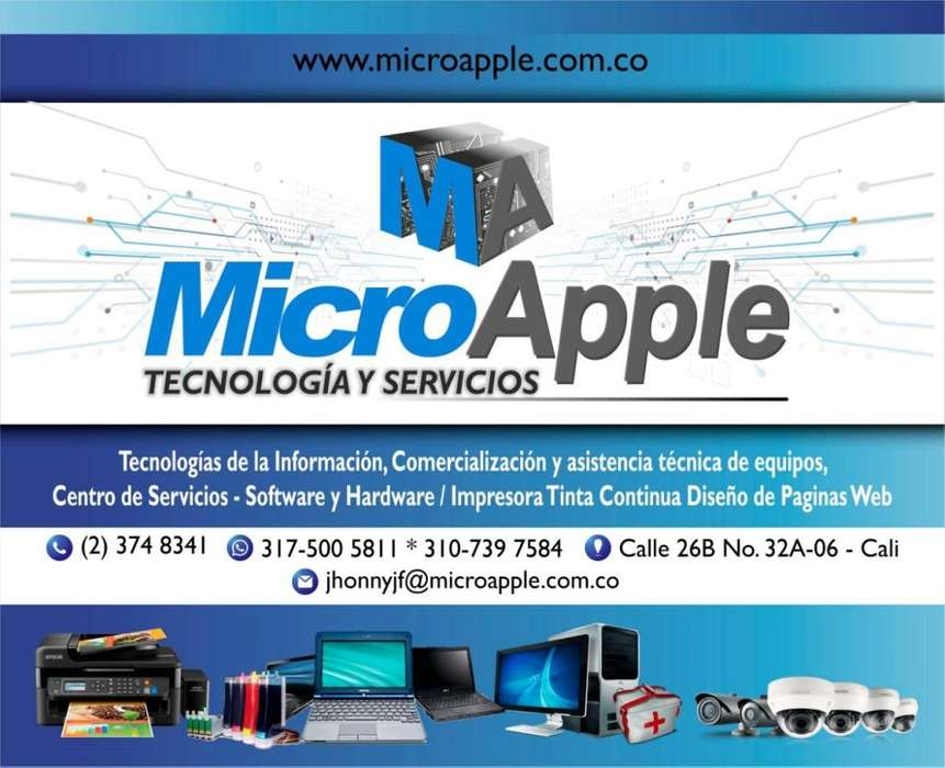 Mantenimiento y reparación de computadoras y portátiles, Impresoras, WIFI, domicilio.
