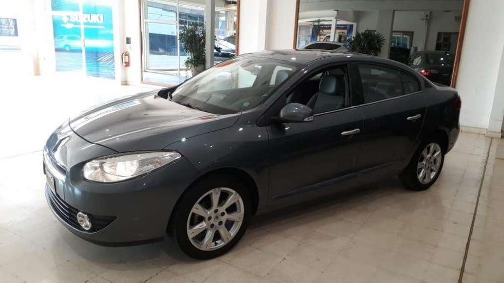 Renault Fluence 2012 - 56000 km