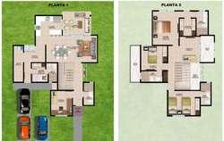 Vendo casa nueva Senderos de La Morada Jamundí - wasi_309952