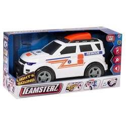 Ambulancia 4x4 Luces Y Sonidos Teamsterz